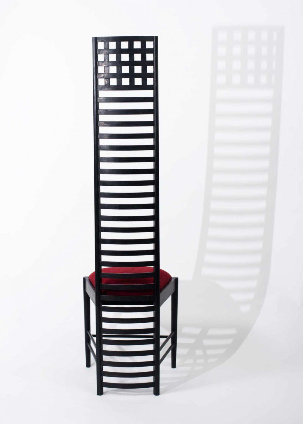 achterkant stoel