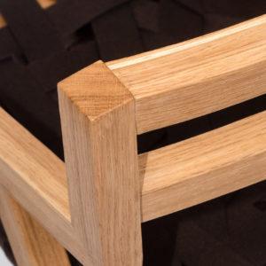 Detail stoel